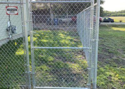 chainlink gate