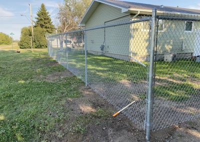 residential chainlink