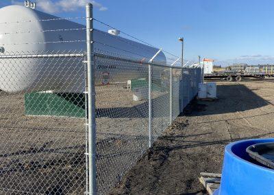 protective fencing industrial