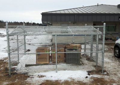 protective fencing