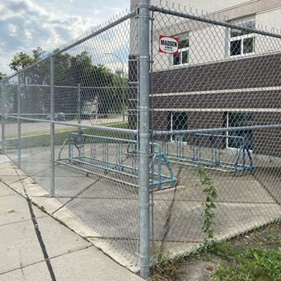professional chainlink fence